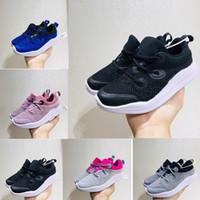 Lifestyle Acmi Crianças Correndo Sapatos Meninos Infantos Meninas Childen Juniors Malha Chinelos Atletismo Sneakers Toddlers New Born Baby Treinadores