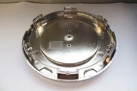4 STÜCKE 200mm Silber Auto Radmitte Radkappen Emblem Abzeichen für Cadilac Escalade 2007-2012 Auto Radkappen für Artikel Nr. 9596649
