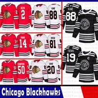 시카고 BlackHawks Mens Patrick Kane Hockey Jersey 2 Duncan Keith 19 Jonathan Toews 14 Richard Panik 20 Brandon Saad 50 Corey Crawford Hossa