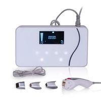 Fraccional portátil RF Inteligente Matriz de puntos Máquina de belleza por radiofrecuencia Levantamiento de la piel Apriete Anti-envejecimiento Eliminación de arrugas Facial para el cuidado de la piel