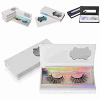3D Mink Eyelashes Storage Case Professional Makeup Storage B...