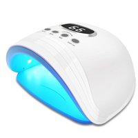 Newest 60w High Power Nail Lamp UV Light Smart Sensor Fast C...