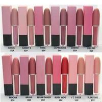 İngilizce Adı 4.5g ile dropshipping YENİ Kaliteli Luster Lipgloss Retro Buzlu Marka Lipgloss Sır Lipgloss 12 Farklı Renkler