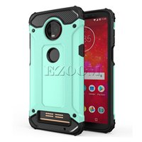 Hybrid Armor Cases For Samsung Galaxy S10 E S9 S8 Plus Note ...