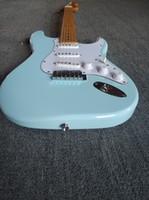 ST الغيتار الكهربائي ، DIY مخصص أو تعديل ، مبيعات المصنع مباشرة