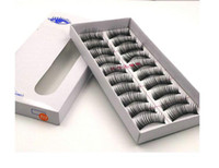 Synthetic 3D Mink Lashes Thick Long False Eyelashes For Sale...