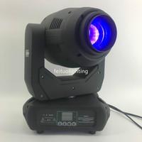 Yüksek Çıkışlı zoom spot led hareketli kafa 250 w 3 1 ışın dj için sahne ışıkları