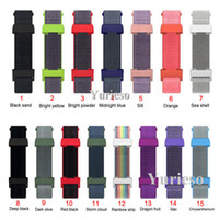 Nylon Wrist Strap For Fitbit Charge 4 Band Wristband For Fit...