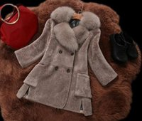 Women Winter Jackets Coats Thicken Warm Faux Fur Coat Outerw...