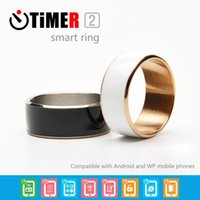 2nd Generation Smart Ring Liquid Metal Waterproof Electric I...