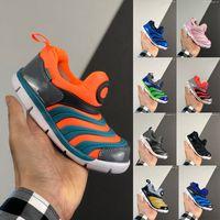 New Kids Dynamo GRÁTIS Sapatos Running ToDdler Sneaker Chaussures Crianças Esportes Adolescentes Adolescentes Treinador Casual Dynamo Infantil Sapatos Grátis