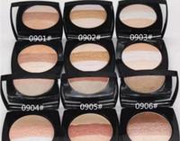 Livraison gratuite 2019 cosmétiques de haute qualité six couleurs différentes de nouveaux produits en poudre minéralisée
