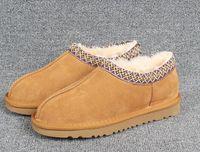 Venta-Oots mujeres caliente hombre cargadores clásicos de invierno negro nieve del tobillo del WGG patean los zapatos del deslizador de invierno explosiones de tamaño 35-43