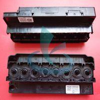 для головы Epson DX5 F158000 F160010 F187000 воды печатающей Pirnt Коллектор DX5 адаптера для Epson 4800 4880 7800 9800 печатающей головки крышка 2pcs