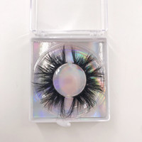 5D Mink Lashes Hersteller 15mm 18mm 20mm 22mm 5D Cruelty Free Lashes Echt Mink Wimpern für Make-up