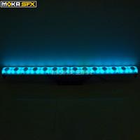 rondella della parete modalità di canale DMX due LED SELECT interna della parete esterna luce di effetto di illuminazione della fase plastica di copertura non lavaggio luce LED impermeabile
