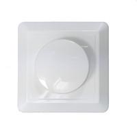 Europea Standart 200W Max 200-240V Kısılabilir LED, Halojen ve Akkor Işık için Pro-Dim Geçen Kenar Dimmer Anahtarı