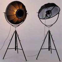 لوفت الصناعية الرادار مصباح الفوتوغرافي الفوتوغرافي الفضائية مصباح الحديثة موقف ضوء شخصية ترايبود الشمال الكلمة مصابيح ل غرفة المعيشة ديكور AC 100-265V