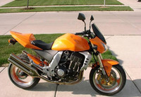 High quality Chinese Fairings set for Kawasaki Z1000 2003-2006 Z1000 2004 2005 orange road racing motorcycle body repair fairing kits