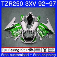 키트 YAMAHA TZR250RR 용 RS TZR250 92 93 94 95 96 97 245HM.48 TZR 250 3XV YPVS TZR 250 재고 없음 green 1992 1993 1994 1995 1996 1997 Fairing