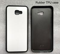 サムスンJ3 J5 J6 J6 J6 J8 / M10 M20昇華印刷可能金属アルミニウム板電話ケース100ピースのゴムTPUヒートプレスケース