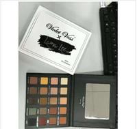 cosmétiques de maquillage Violet Voss Laura Lee 20 couleurs palette Ombres à paupières naturelles et durables livraison gratuite