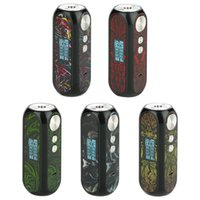 OBS Cube X 80W VW Box MOD 0.96 inch LED 510 Thread OBS Cube X MOD No 18650 battery vape Original