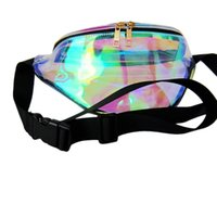 Caker Brand 1Pcs Transparent Bag FANNY PACK Punk Bum Bag Chi...
