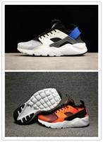 premium selection d11e8 9ddac 2019 HOT Air 4 Hombres Mujeres Zapatos de correr grises Todos los zapatos  blancos Ultra Breathe