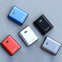 Otantik Yocan Handy Box MOD 500mAh Preceat VV E Sigara Buharlaştırıcı Palm El Taşınabilir 510 Kalın Yağ Arabaları DHL için