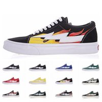 bc849a453b Revenge X Storm Vans Old Skool Pop-up Store 2019 Athentic Canvas Mens  Designer Sports Running Shoes for Men Sneakers Women Casual Trainers