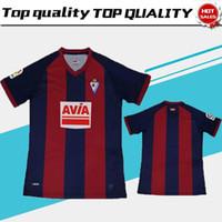 dc66c58ae AAA + 2018 19 SD Eibar Camisetas de fútbol Fútbol Camisetas Sociedad  Deportiva Eibar Camiseta