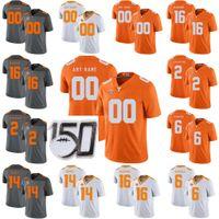 Tennessee Volunteers College Football Jerseys Peyton Manning Jersey Jason Witten Eric Berry Alvin Kamara Jarrett Guarantano Individuelle genähtes