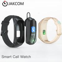 Kulaklık Kulaklık JAKCOM B6 Akıllı Çağrı İzle Yeni Ürün futbol kupa metal q7 akıllı saat telefon horloges mannen olarak