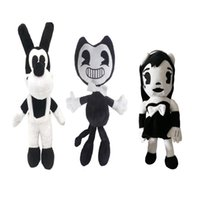 Hot Sale 25- 30 Bendy and The Ink Machine Plush Doll Soft Stu...