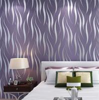 새로운 10Mx 53cm 현대 3D 추상적 인 기하학적 벽지 롤 룸 침실 거실 홈 인테리어 양각 벽 종이
