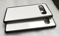 S10 / s10 زائد / s10 لايت diy التسامي حالة الهاتف لسامسونج لينة المطاط tpu حالة فارغة + معدن الألمنيوم لوحة 10 قطعة / الوحدة