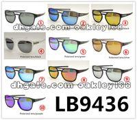 Luxusdesigner Sonnenbrille Mann Verkauf Latch Frau Sport Gläser Polarisiert und Goggles Sonnenbrillen Designer 9436 Männer Radfahren Marke Beta IXCCJ