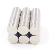 Двухсторонний магнетизм N35 12 мм X1.5 мм Диск Сильные Круглые Магниты Редкоземельные Неодимовые Магниты Постоянные Магниты 100 шт. / Лот