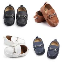 Scarpe da bambino Scarpe da sneaker infantile Scarpe da sneaker neonato First Walker Soft Soleed Toddler Calzature per 0 -1Year