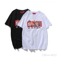 257d8f9b New Arrival. Designer Mens Luxury SuprêmeTshirt Fashion Hot Summer Simpson  Cartoon Print Tshirts Casual Wild Outdoor Sports ...