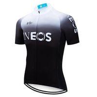 UCI 2020 فريق برو إنيوس ركوب الدراجات جيرسي دراجة الملابس الصيفية تنفس MTB جيرسي 9D هلام مبطن سراويل ملابس Ciclismo
