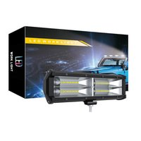 LED-Arbeitslicht - 9 Inc 144W Flood LED Light Bar für Traktor Offroad 4WD LKW ATV UTV SUV Fahr Lampe Tagfahrleuchte