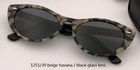 поступление кошка глаз Солнцезащитные очки женское UV400 Нина градиент объектив солнцезащитные очки ретро очки женщина 4314 путешествия вождения gafas-де-Сол