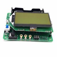 Freeshipping M328 다기능 충전식 LCD 디스플레이 트랜지스터 테스터 다이오드 커패시턴스 인덕터 USB 인터페이스가있는 ESR LCR 미터