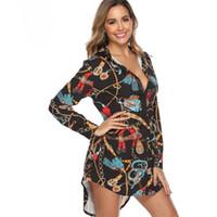 22 Femmes Salopette, Robes simples, barboteuses jupe robe à fleurs avec manches robes nuevo estilo para chicas vestido mujeres wt19