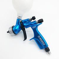 CV1 Pistola de Pulverização Novo Design 1.3mm HVLP Airless Spray Pintura Car Pintura Ferramenta de Airbrush para água à base de alta qualidade EUA 2-5 dias