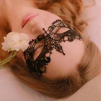 Masquerade кружевная маска 44 стилей черный вырез Сексуальная королева маски нежные выпускные вечеринки Хэллоуин танцевальные аксессуары