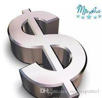 001 Настройка почтовые расходы составляют разницу для увеличения цены Add 1 USD