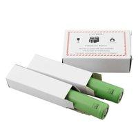 INR 30A 18650 Vape Battery 3C 2500mAh 3.7V Batteries Rechargable 30Q Lithium brass knuckles cartridge vertex mod palm NCR VTC